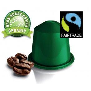 Økologisk kaffe til Nespresso