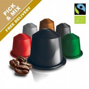 Pick & Mix packs - Nespresso