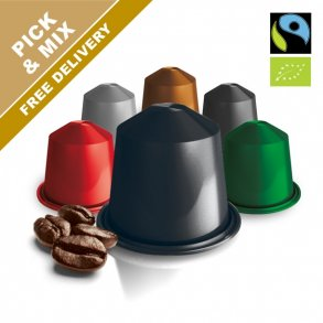 Blanda Själv paket - Nespresso