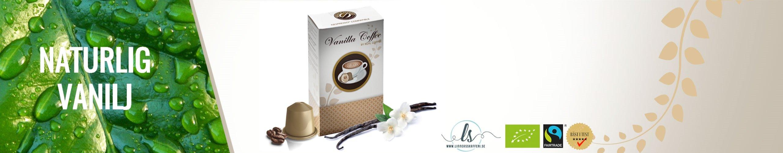Espresso Vanilj