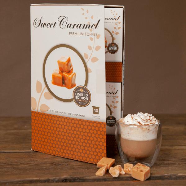 Sweet Caramel, 40 capsules