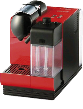 how to reset nespresso machine