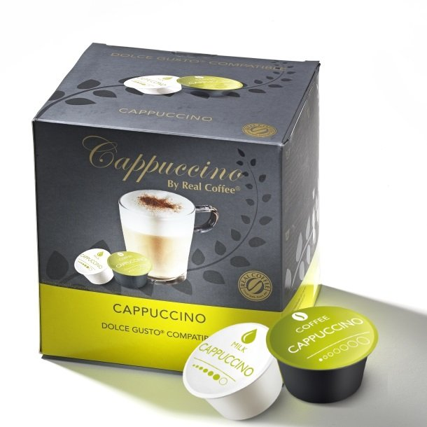 Cappuccino - Til Dolce Gusto