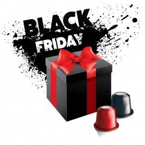 Black Friday Nespresso - SPAR op til 55%!