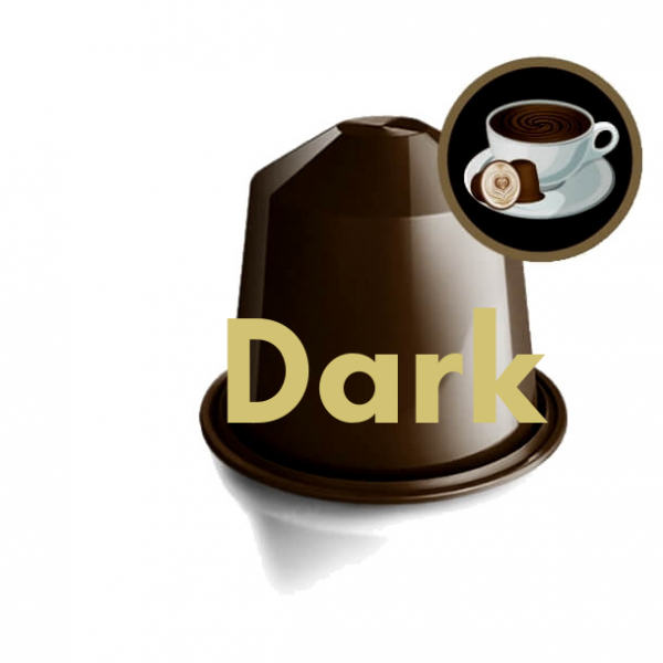 4 x Hot Chocolate  - Dark edition