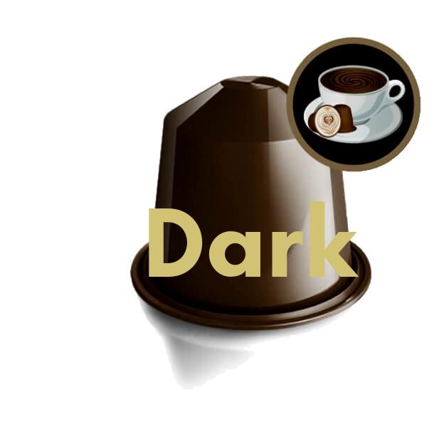 4 x Hot Chocolate  - Dark edition