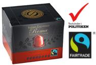 Espressokapsler til Nespresso - Bedst i test - lækker smag, crema og styrke. Fra Real Coffee.