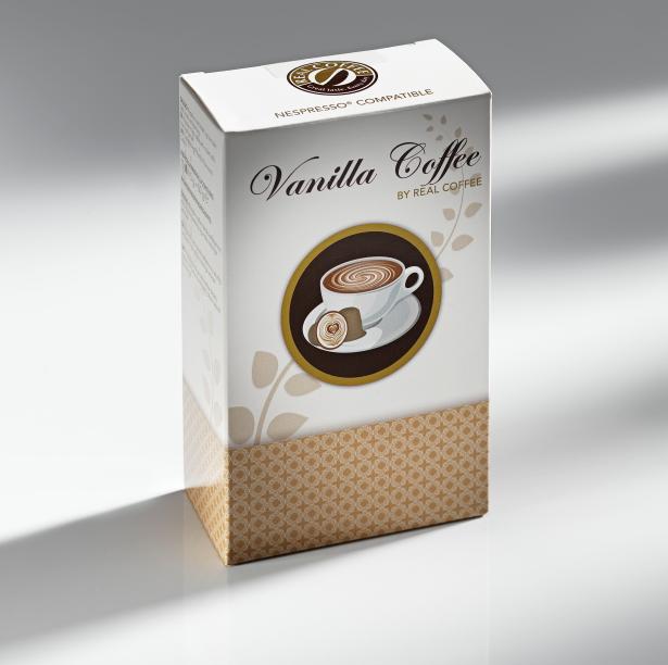 real coffee kapslar