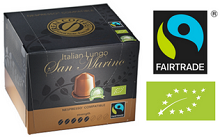 Real Coffee offers two unique and deliciously balanced Nespresso lungo pods.