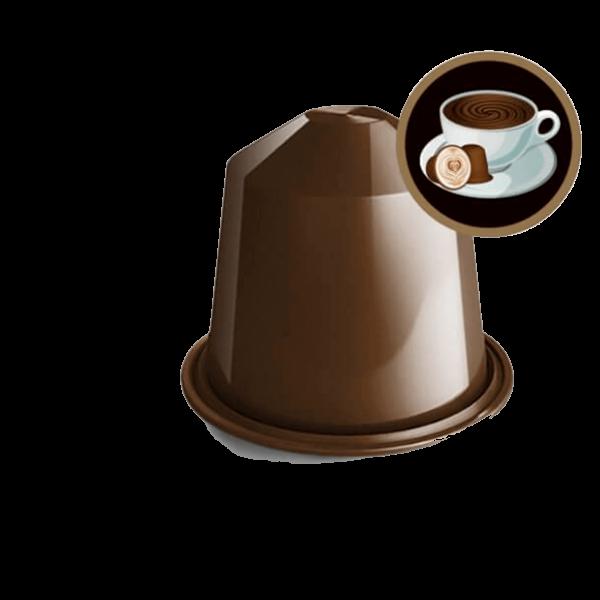 Varm kakao til Nespresso - Dark Edition