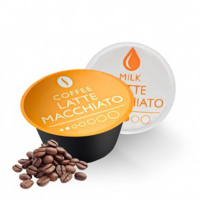 Cappuccino & Latte | Pods for Dolce Gusto