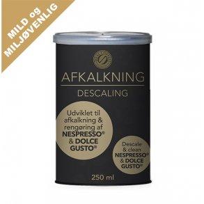 Descaling and maintenance for Nespresso®